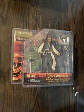 pirates of the caribbean action figures neca- Jack Sparrow Series 2