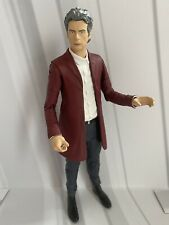 DOCTOR WHO CLASSIC FIGURE THE 12th TWELFTH DOCTOR in RED COAT PETER CAPALDI