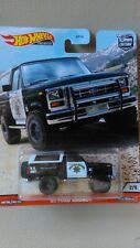HOT WHEELS WILD TERRAIN - '85 FORD BRONCO  / Car Culture