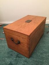 Oak Edwardian Antique Woodenware