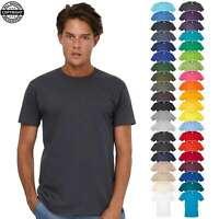 B&C Mens Short Sleeve T-Shirt E190 Tee