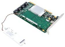 LSI logique SATA RAID manette 300-8x l3-01038-02b PCI-X + Batterie Mr ibbu01