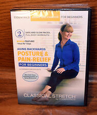 NEW Classical Stretch Aging Backwards Posture and Pain Relief For Beginners
