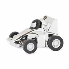 Pull Back And Go Silver Racers Toy Car Kids Fun Play #105