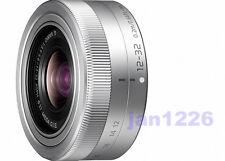 PANASONIC LUMIX G VARIO 12-32mm F/3.5-5.6 ASPH Lens Silver Micro 4/3 Mount