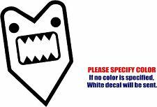"Vinyl Decal Sticker - DOMO Flag #02 Car Truck Bumper Window Laptop JDM Fun 12"""