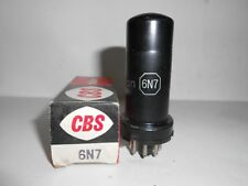 6N7 VACUUM TUBE NOS TESTED (B8)