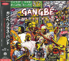 GANGBE BRASS BAND-GO SLOW TO LAGOS-JAPAN CD G35