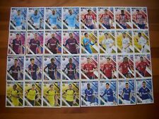 PANINI FIFA 365 2019 UPDATE SET 112 CARDS ( TEAM MATE + FANS + CAPTAIN)