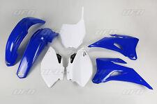 Kit Plastique Carénage coques Ufo pour Yamaha YZF 250/450 2006-2009