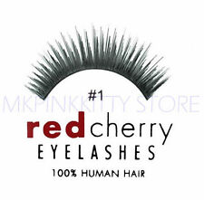 Red Cherry Lashes #01 False Eyelashes *NEW*