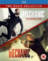 The Mechanic/Mechanic - Resurrection Blu-Ray Nuovo (LIB95422)