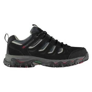 Mens Karrimor Mount Low Walking Shoes Waterproof New