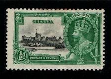 Grenada 1935 King George V Silver Jubilee ½d SG145 Mint MH see note