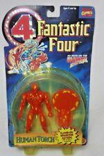 Human Torch Toybiz Marvel Comics Fantastic Four Action Figure Collectible #45111