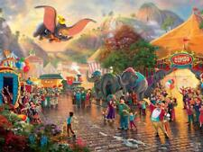 THOMAS KINKADE DISNEY DREAMS COLLECTION PUZZLE DUMBO BAGGED/BOXLESS #2903-19