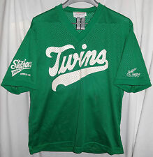 Vintage Minnesota Twins St Patricks Day Game Used Worn Jersey