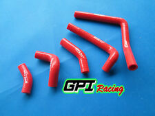 silicone radiator hose for Honda CR250 CR 250 2003-2008 07 06 05 04,RED