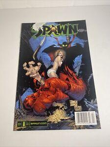 SPAWN #127 Newsstand Todd McFarlane Greg Capullo Image Comics