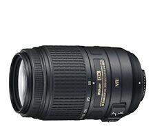Nikon telephoto zoom lens AF-S DX 55-300mm f/4.5-5.6 G ED VR Nikon DX format F/S
