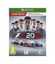 Pal version Microsoft Xbox One F1 2016
