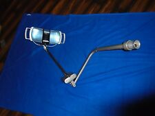 VINTAGE WORKING WILMOT CASTLE CO. WALL MOUNT SWINGING SURGICAL DENTAL LAMP/LIGHT