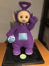 Rare! Limited Edition Teletubbies Purple Tinky Winky. Signed/#'d Fao Schwartz