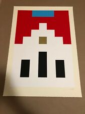 Space Invader Marlboro Art Alliance Provocateurs Poster Print Signed & Numbered