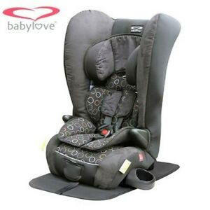 Babylove Ezy Combo Convertible Booster Baby Car Seat for 6M-8Y Babies