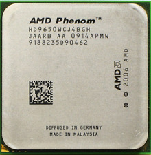 AMD CPU Phenom X4-9650 2.3GHz Socket AM2+