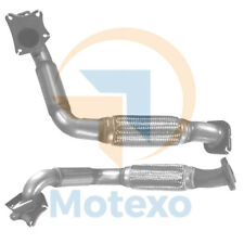 Front Pipe MAZDA 5 2.0 CD For vehicles with DPF 6/05-2/08