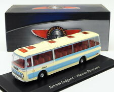Atlas Editions 1/76 Scale Model Bus 4642 109 - Plaxton Paramount - Ledgard