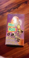 1992 Front Row Dream Picks Basketball Box