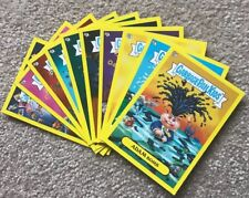 Garbage Pail Kids Adam Mania Collection 1-10 Flashback Series 2