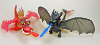 Dragons Hakenzahn Ohnezahn Sturzangriff mit Plasmapfeilen DWA 2014 2 Actionfigur