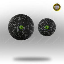 Original BLACKROLL Ball 8 cm + Ball 12 cm Massageball-Set 2 Bälle Massagebälle