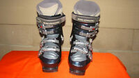 Salomon Evolution 8.0 Ski Boots Womens  Size 22-23 Made in Italy