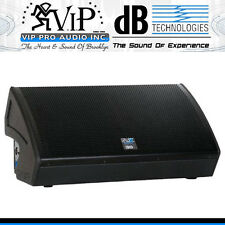 """DB Technologies DVX DM15 TH 2-Way Active ClassD Pro Stage Monitor 15""""/1.4"""" 3000W"""