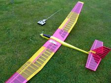 """Large Scale VIKING MK II scratch build R/c GLIDER Plans & Instruction 118""""WS"""
