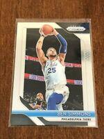 2018-19 Panini Prizm Basketball Base Card - Ben Simmons - Philadelphia 76ers