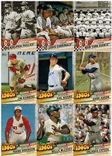 2020 Topps Series 2 Decade's Best 27 Card Lot NO DUPLICATES