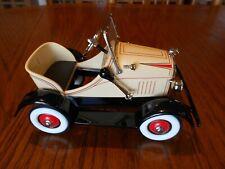 Hallmark 1929 Steelcraft Roadster Pedal Kiddie Car Classics Diecast Metal Used