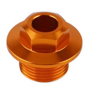 CNC Billet Steering Stem Nut For KTM 125-530 SX SXF XC XCF XCW EXC F 2003-2022