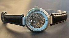 KENNETH COLE NEW YORK KC2486 A126-09 Skeleton Automatic SS Unisex Watch