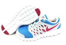 Infant Toddler Girls Nike Flex 2013 RN 579972 403 Grey Blue Pink Sneakers Shoes