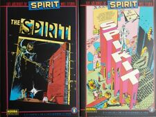 LOTE LOS ARCHIVOS DE SPIRIT - Will Eisner - N° 1 y 3