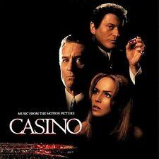 VARIOUS ARTISTS - OST CASINO: 2CD ALBUM SET (1995)