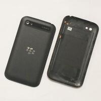 Black Genuine Battery Back Cover Door For BlackBerry Q20 Classic