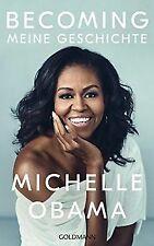 BECOMING: Meine Geschichte von Obama, Michelle | Buch | Zustand sehr gut