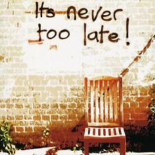 Nine Below Zero - It's Never Too Late [New CD] UK - Import